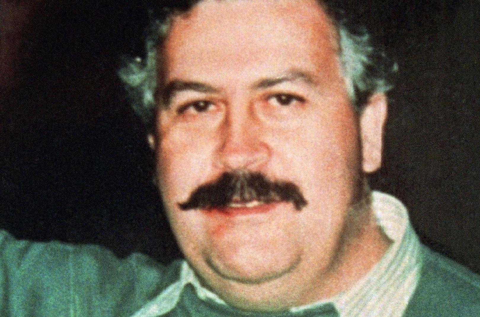 Pablo escobar death date in Perth