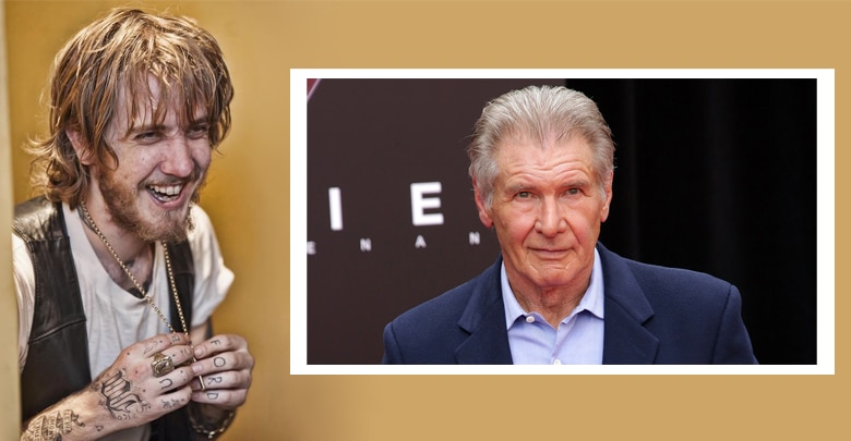 Who S Harrison Ford S Son Malcolm Ford Wiki Tattoos