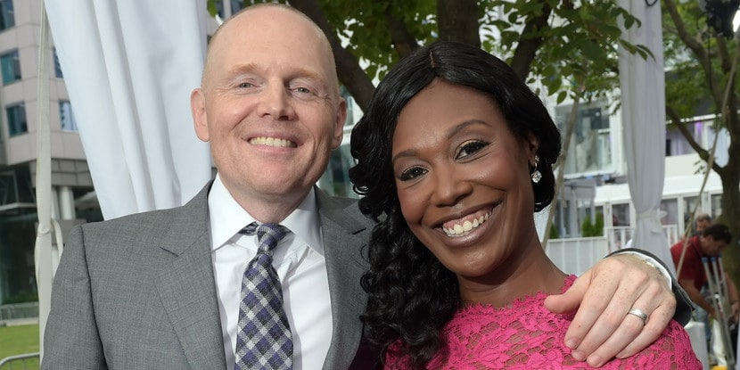 Who's Bill Burr's wife, Nia Renee Hill? Wiki: Baby, Age ...