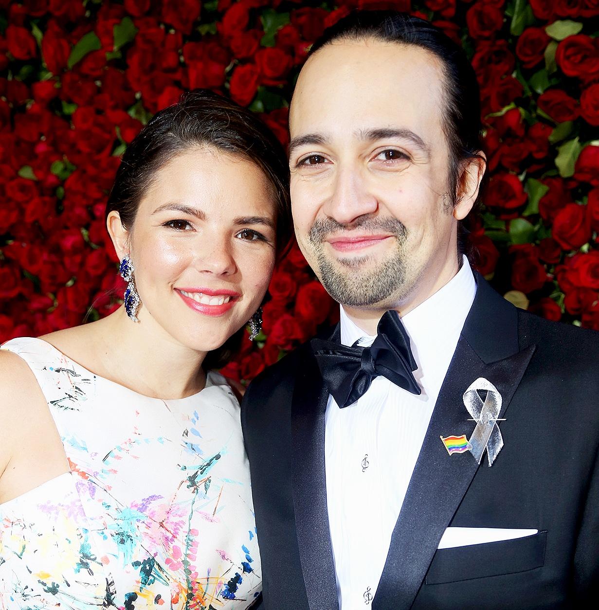 Who S Lin Manuel Miranda S Wife Lawyer Vanessa Nadal Wiki