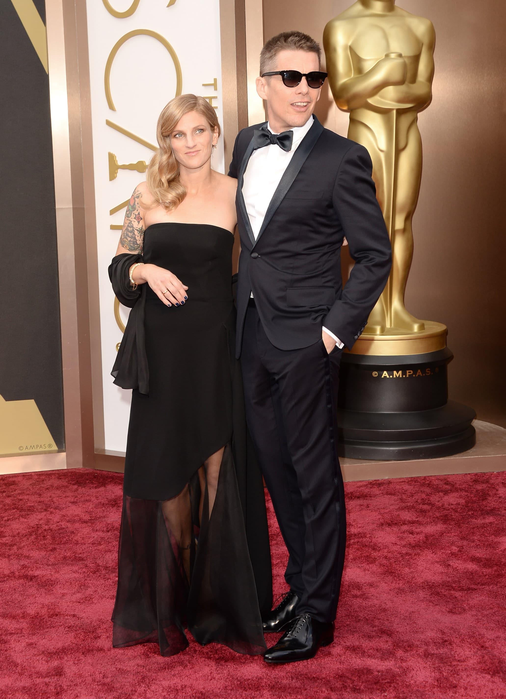 Who's Ethan Hawke's wife Ryan Hawke? Bio: Age, Height, Net ...