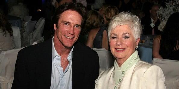 Barry Van Dyke mit Ehefrau Mary Carey Van Dyke