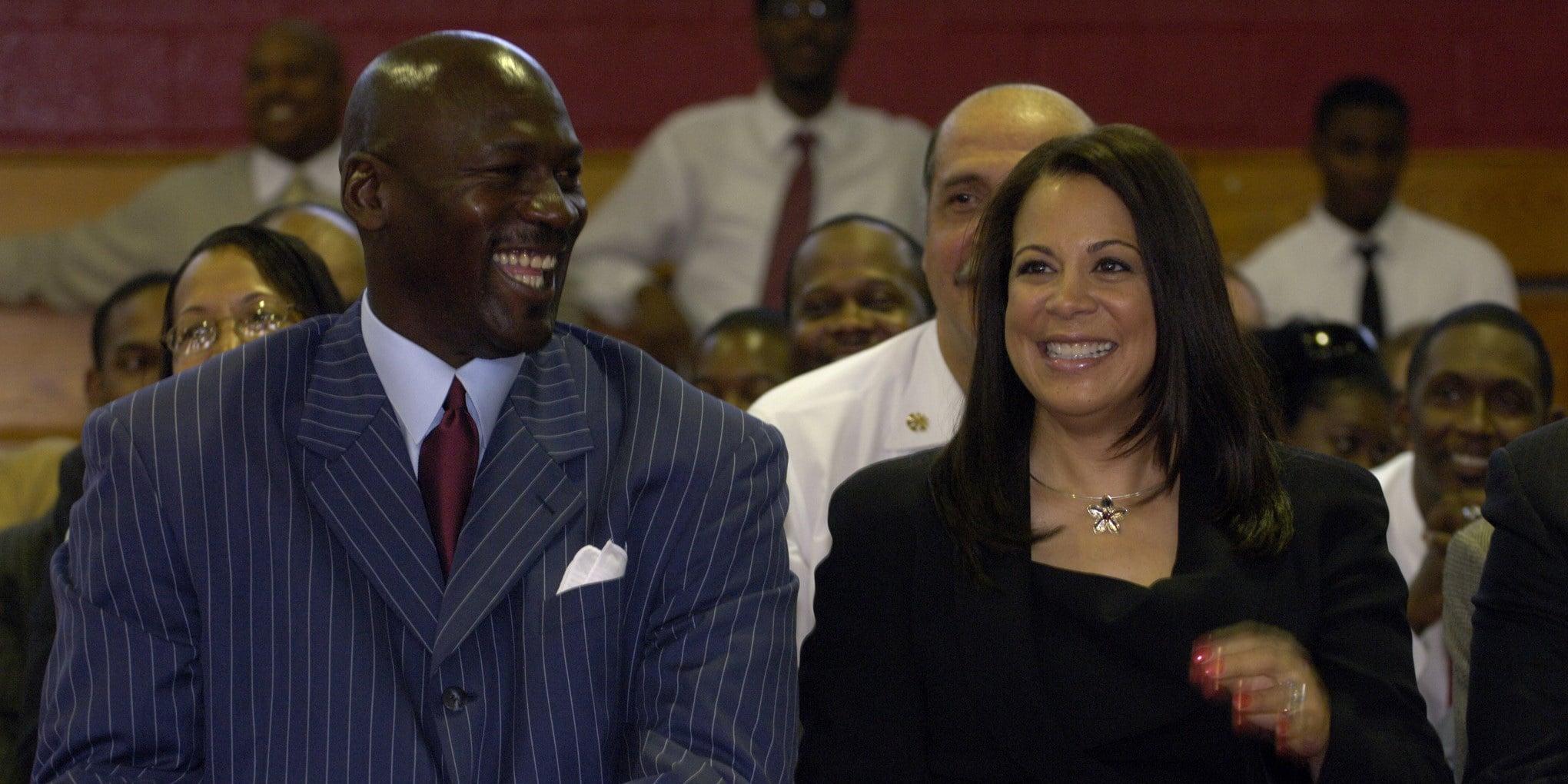 Whos Michael Jordans ex-wife Juanita Vanoy? Bio: Net