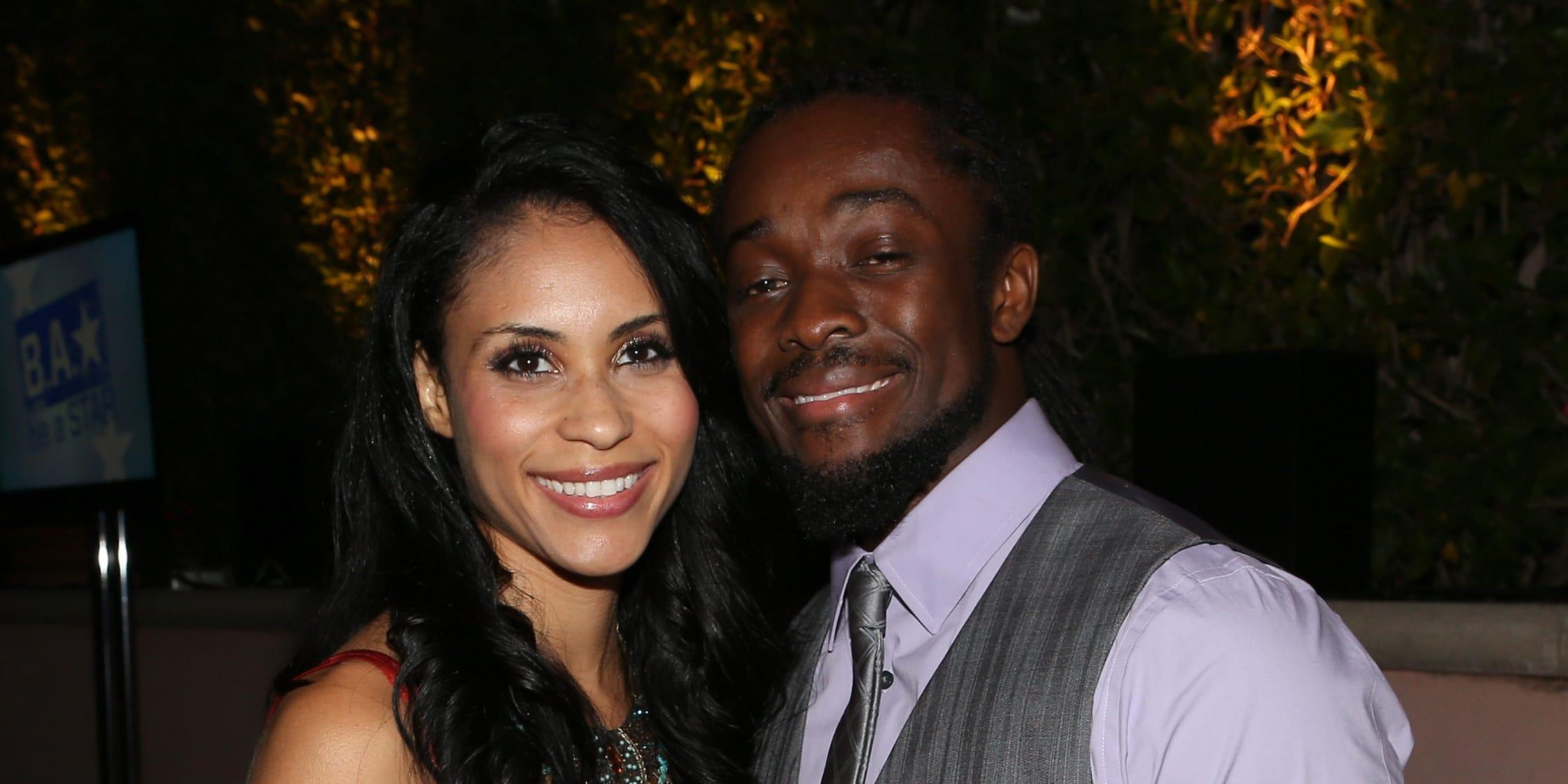 Kofi Kingston And His Wife