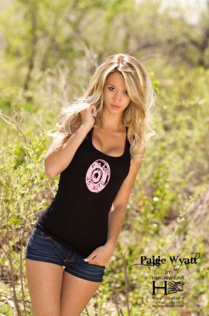 Wyatt age paige Paige Wyatt